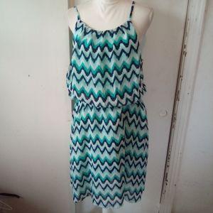 Tacera plus summer dress size 1X